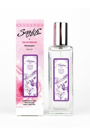 Парфюмерная вода с феромонами Sexy Life Sublime