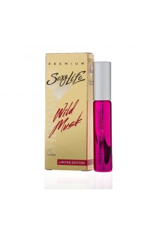 Sexy Life Wild Musk № 1  - философия аромата Molecules