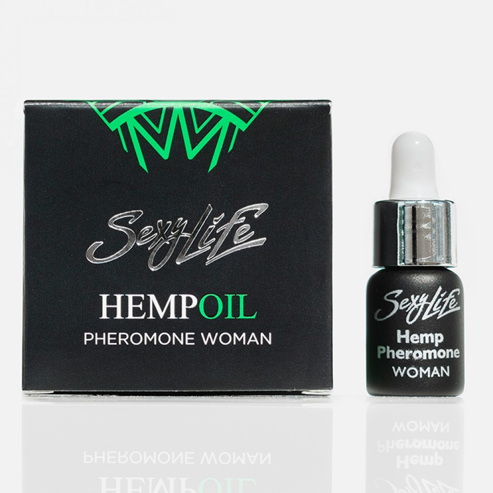 Концентрированные феромоны HempOil Pheromonе женские