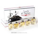 Secrets de Parfum (Сикретс де парфюм) – Парфюмерные секреты Набор из 5 миниатюр